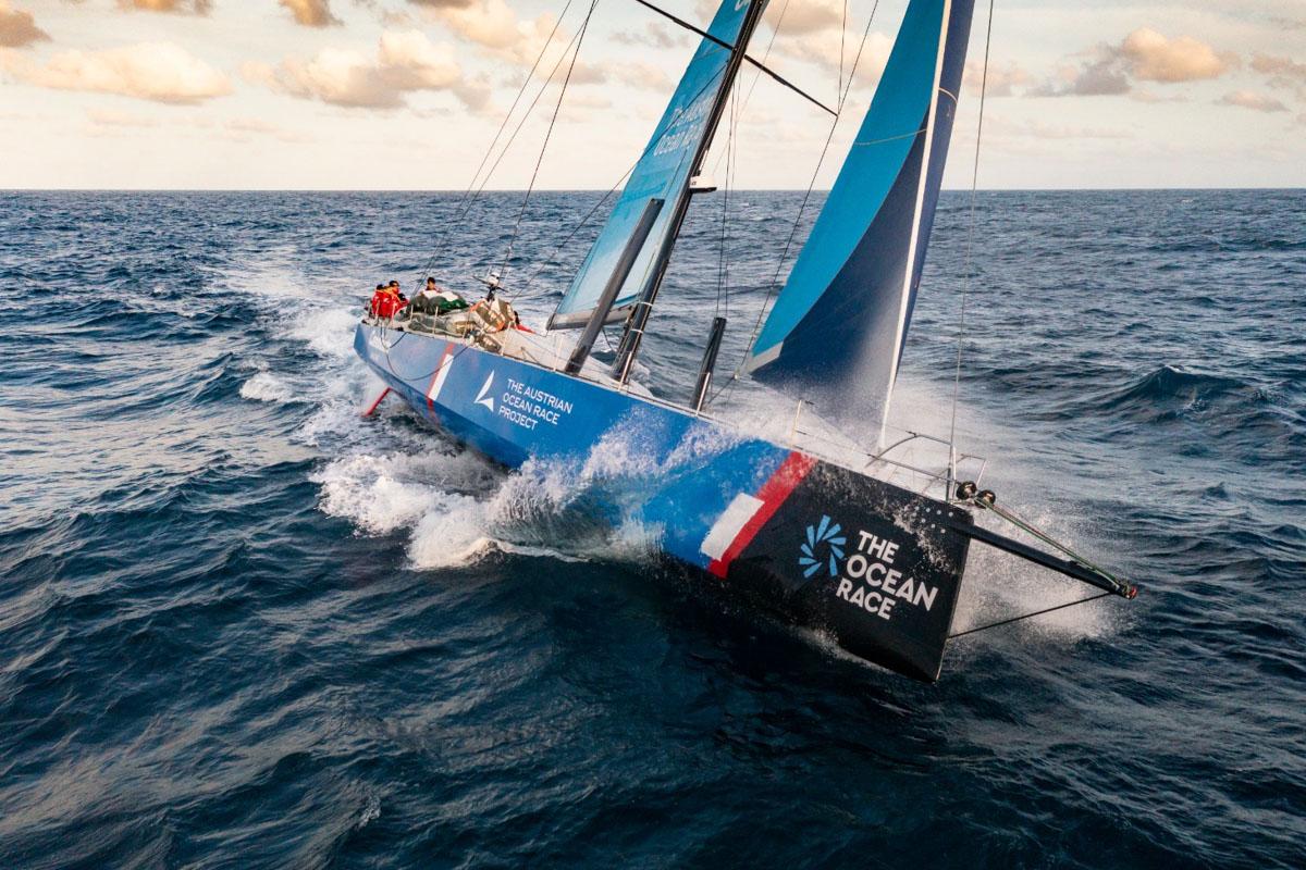 Annika Möslein The Ocean Race