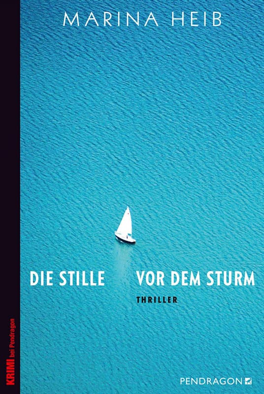 Buchcover von Die Stille vor dem Sturm