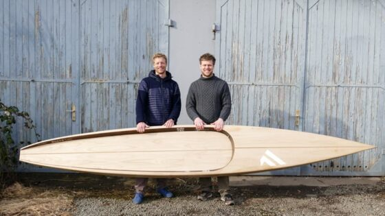 Das nachhaltigste SUP-Board der Welt