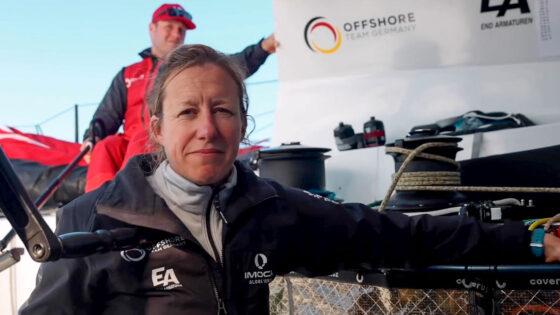 Offshore Team Germany im Aufwind vor Cascais?