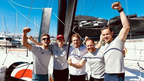 Offshore Team Germany gewinnt vor Cascais