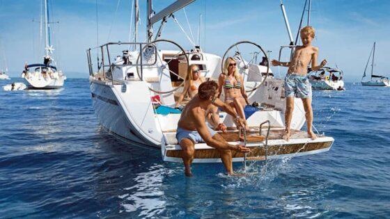 Auf die Boote, Charter, los!