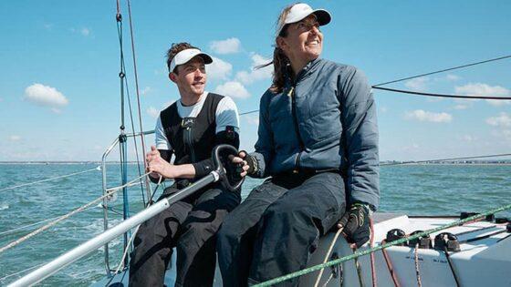 Warum das IOC gemischte Crews nicht segeln lässt