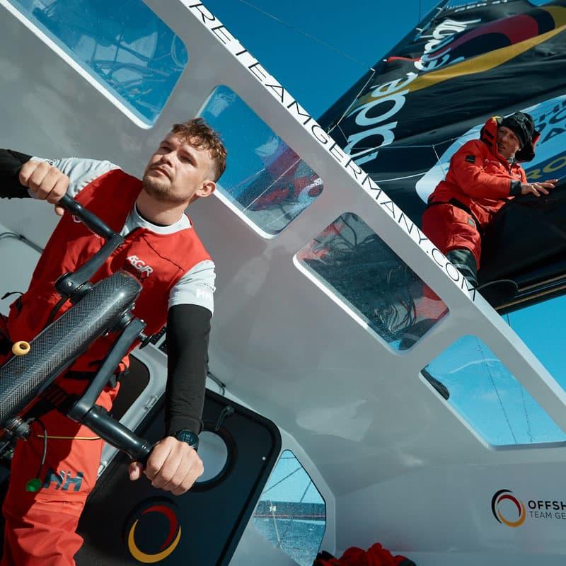 preview Offshore Germany segelt den Favoriten davon