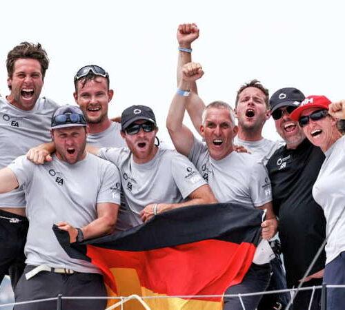 Souverän gesiegt, Offshore Team Germany!