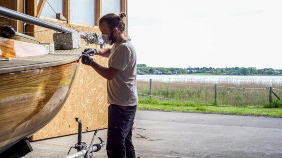 Der Bio-Based-Bootsbauer
