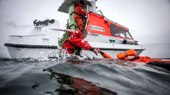 Seenotretter gehen ins Netz