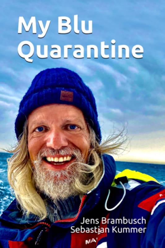 Buchcover My Blu Quarantine