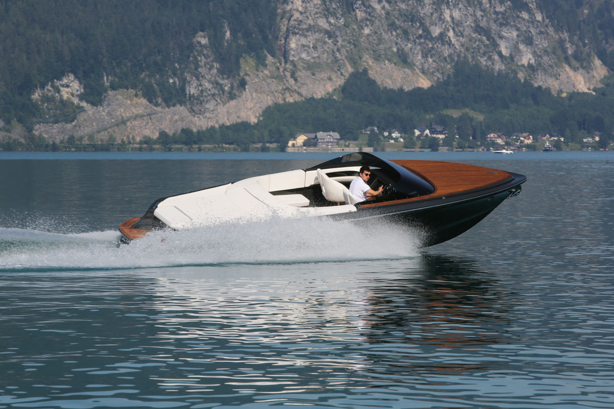 Marian M800 Spyder