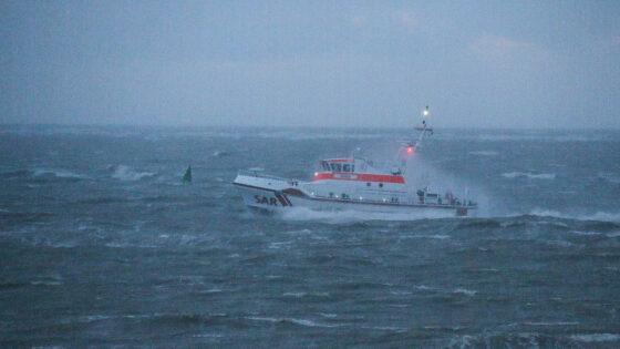Drei Segler in Nordsee verunglückt