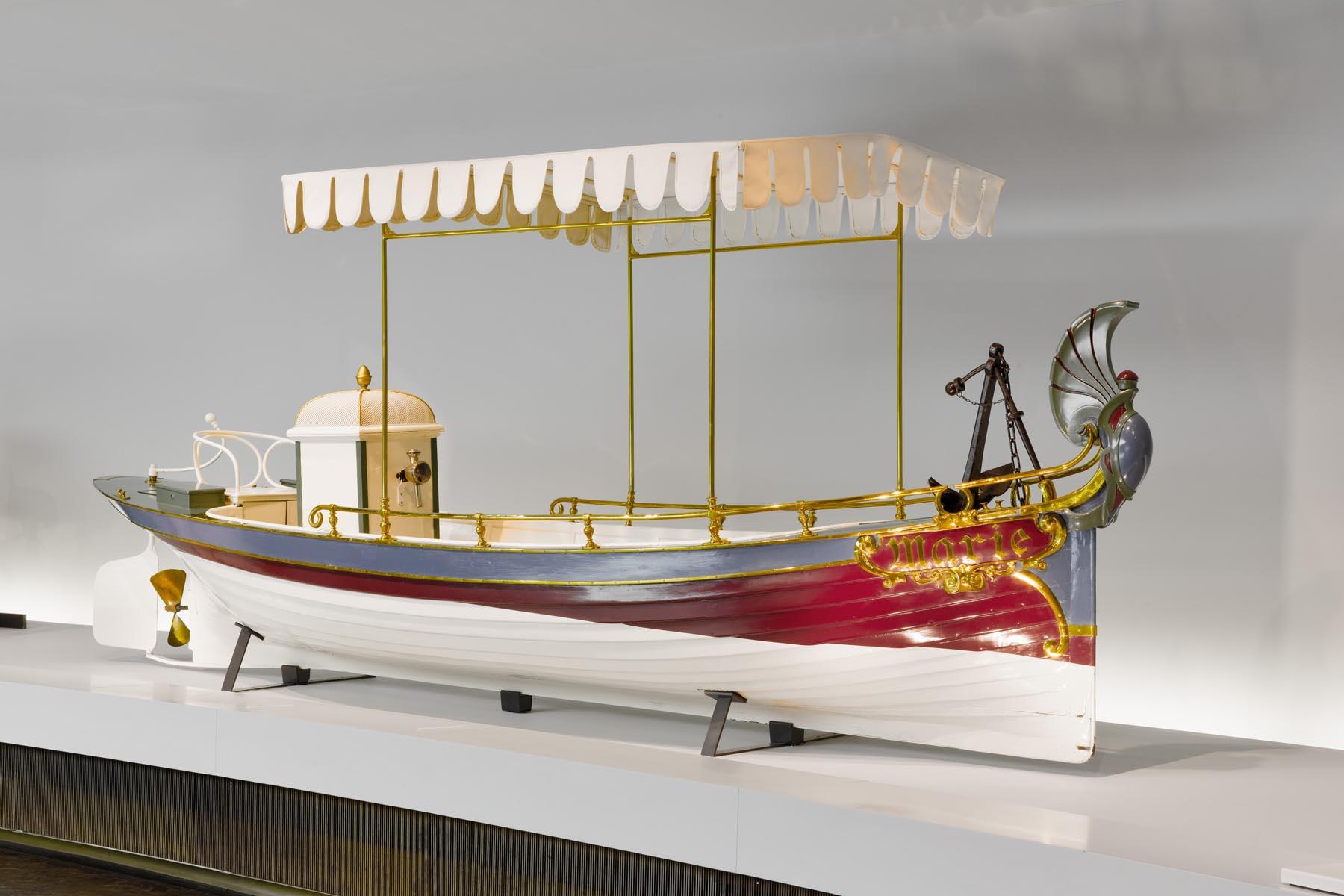 135 Jahre Daimler-Motorboote