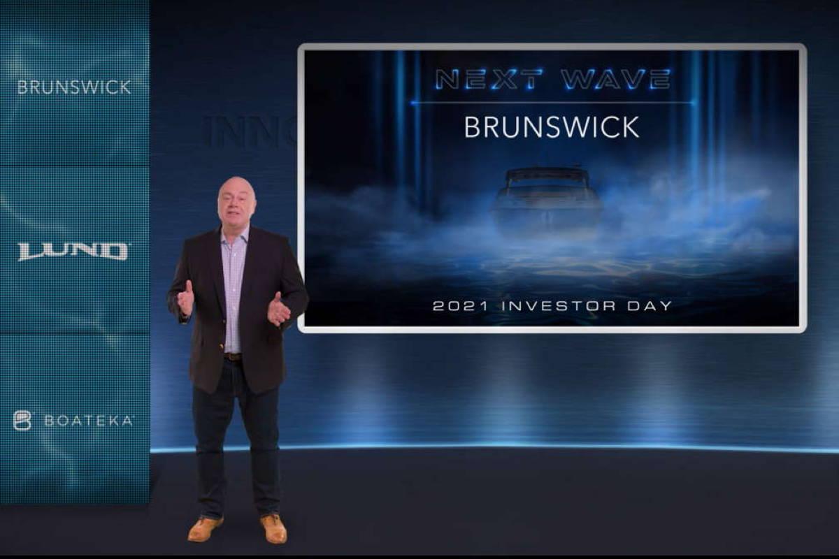 Brunswick David Foulkes