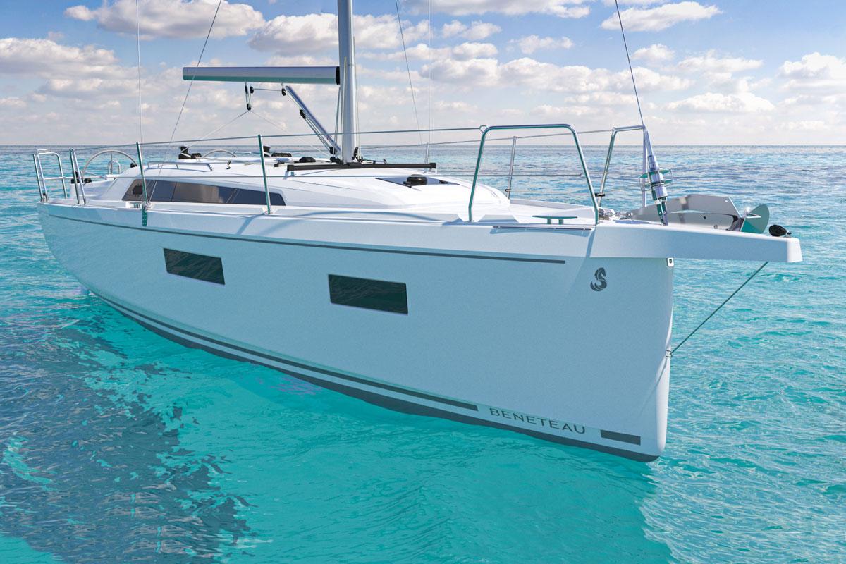 Beneteau Oceanis 34.1 © Werft