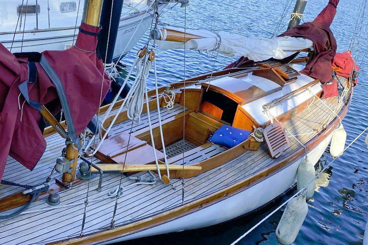 Holzboot-Klassiker